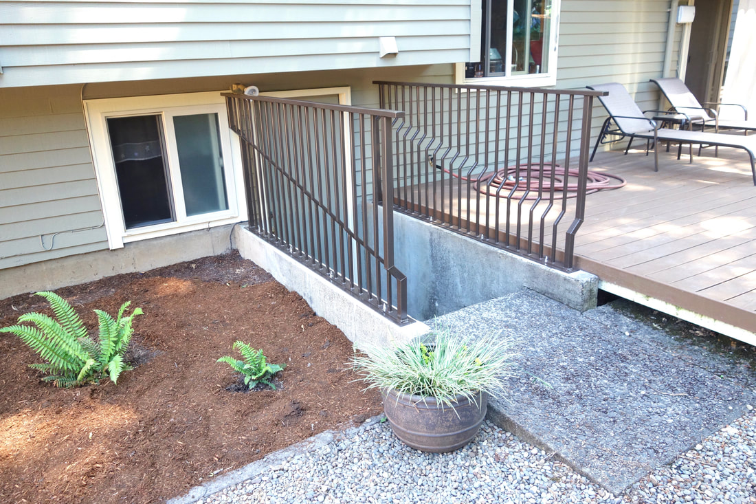 Railing Complete 2